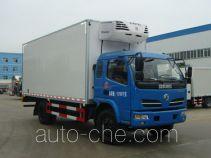 程力威牌CLW5160XLC4型冷藏车
