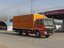Chengliwei CLW5160XQYB4 explosives transport truck