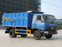 程力威牌CLW5160ZDJ3型对接式垃圾车