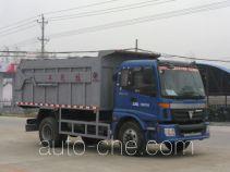 程力威牌CLW5160ZDJB3型对接式垃圾车