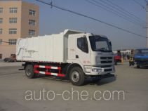 Chengliwei CLW5160ZDJL5 docking garbage compactor truck