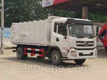 程力威牌CLW5160ZDJS5型压缩式对接垃圾车