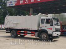 Chengliwei CLW5160ZDJZ5 стыкуемый мусоровоз с уплотнением отходов