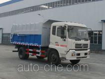 程力威牌CLW5160ZLJD4型自卸式垃圾车