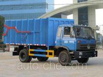 程力威牌CLW5160ZLJT4型自卸式垃圾车