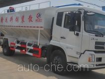 程力威牌CLW5160ZSLE5型散装饲料运输车