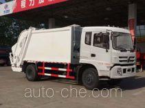 程力威牌CLW5160ZYSE5型压缩式垃圾车