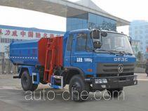 程力威牌CLW5160ZZZ4型自装卸式垃圾车