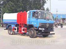程力威牌CLW5160ZZZE5型自装卸式垃圾车
