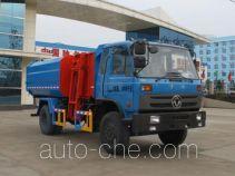 程力威牌CLW5160ZZZT4型自装卸式垃圾车