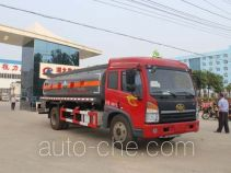 Chengliwei CLW5161GFWC4 corrosive substance transport tank truck