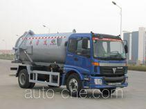 Chengliwei CLW5161GXWB3 sewage suction truck