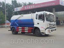 程力威牌CLW5161GXWE5型吸污车