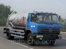 程力威牌CLW5161GXWT4型吸污车