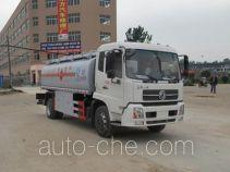 程力威牌CLW5161GYYD5型运油车
