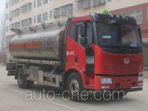 Chengliwei CLW5161GYYLC5 aluminium oil tank truck