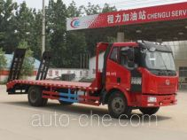 Chengliwei CLW5161TPBC4 flatbed truck