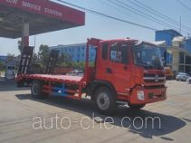 Chengliwei CLW5161TPBS5 flatbed truck