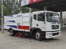 Chengliwei CLW5161TSLD4 street sweeper truck