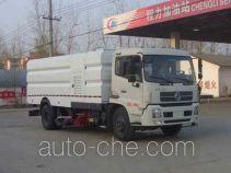 Chengliwei CLW5161TXSD5 street sweeper truck