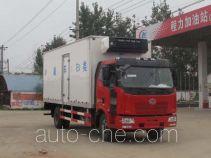 程力威牌CLW5161XLCC4型冷藏车