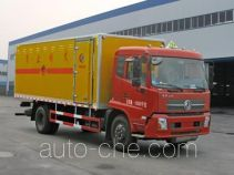 Chengliwei CLW5161XQYD4 explosives transport truck