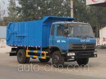 程力威牌CLW5161ZLJ4型自卸式垃圾车