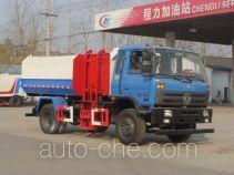 程力威牌CLW5161ZZZT4型自装卸式垃圾车