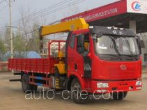 Chengliwei CLW5162JSQC4 truck mounted loader crane