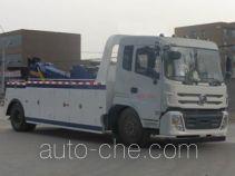 程力威牌CLW5162TQZT5型清障车