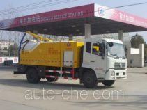 Chengliwei CLW5163GQWD5 sewer flusher and suction truck