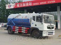 程力威牌CLW5163GXWT5型吸污车