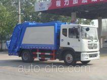 程力威牌CLW5164ZYSD4型压缩式垃圾车