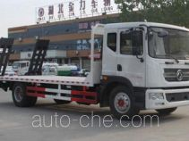 Chengliwei CLW5165TPB4 flatbed truck