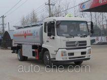 程力威牌CLW5166GYYD5型运油车
