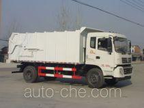 Chengliwei CLW5166ZDJT4 docking garbage compactor truck