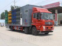 程力威牌CLW5250CYF4型养蜂车