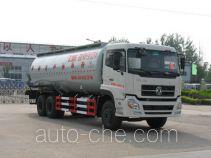 程力威牌CLW5250GFL3型粉粒物料运输车