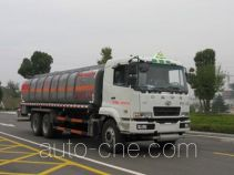 Chengliwei CLW5250GHYH3 chemical liquid tank truck