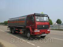 Chengliwei CLW5250GHYZ3 chemical liquid tank truck