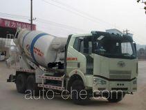 Chengliwei CLW5250GJBC4 concrete mixer truck