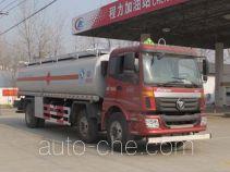 程力威牌CLW5250GJYB4型加油车
