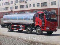 程力威牌CLW5250GNYC5型鲜奶运输车