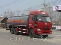 Chengliwei CLW5250GRYC4 flammable liquid tank truck