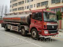Chengliwei CLW5250GYYLB5 aluminium oil tank truck