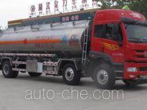Chengliwei CLW5250GYYLC4 aluminium oil tank truck