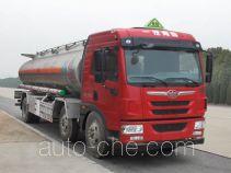 Chengliwei CLW5250GYYLC5 aluminium oil tank truck