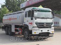 程力威牌CLW5250GYYZ4型运油车