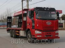 Chengliwei CLW5250TPBC4 flatbed truck