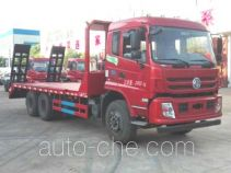 Chengliwei CLW5250TPBT5 flatbed truck